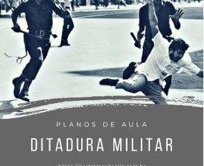 Post do Instagram sobre Ditadura Militar