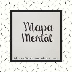 Post do Instagram com o título de Mapa Mental.