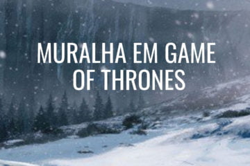 Post do Instagram com o título do texto: Muralha em Game of Thrones.